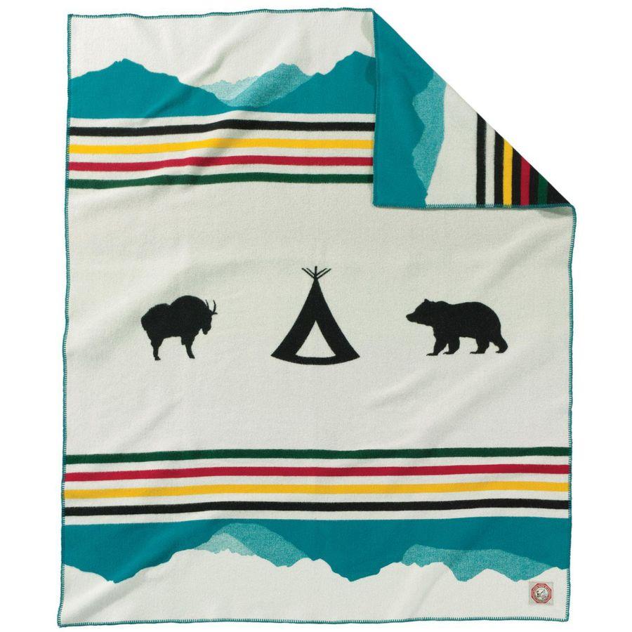 PendletonGlacier Park Anniversary Blanket