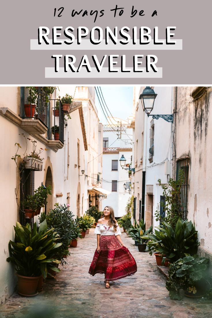 12 Ways To Be A Responsible Traveler (2)