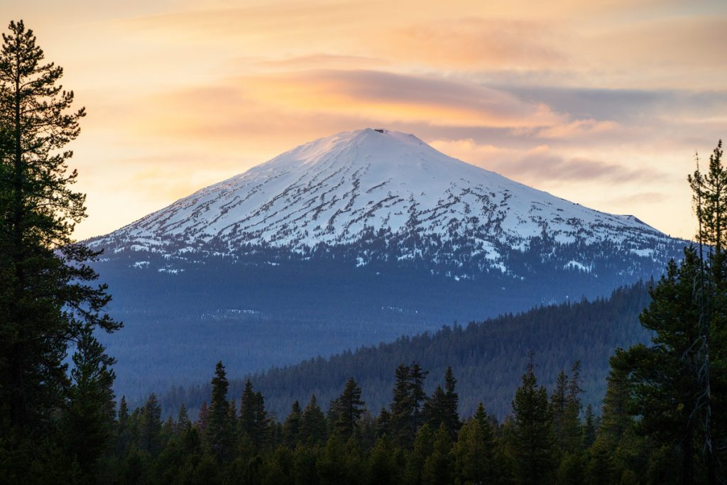 Scenic Oregon 7 Day Road Trip Exploring the Mountains and Coast - Mount Bachelor
