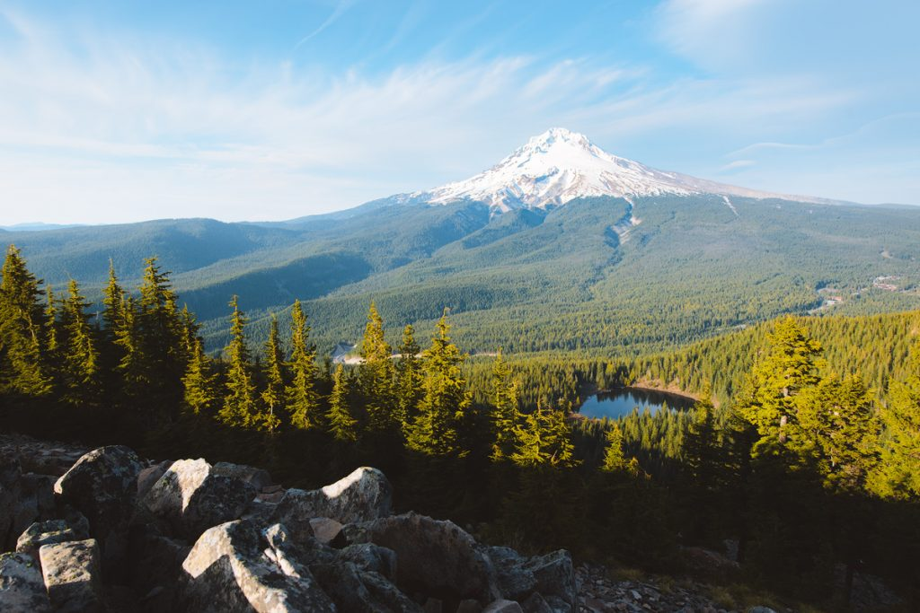 Scenic Oregon 7 Day Road Trip Exploring the Mountains and Coast - Mt Hood