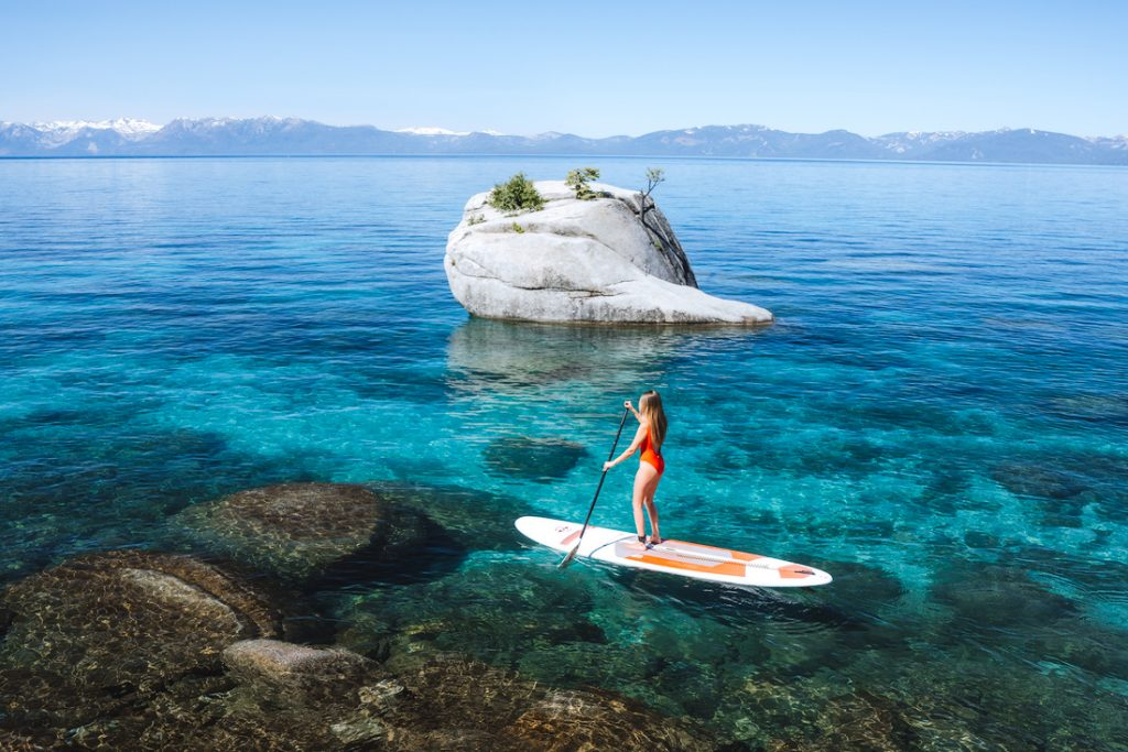 9 Spring Travel Destinations to Inspire Your Next Trip - Lake Tahoe Nevada
