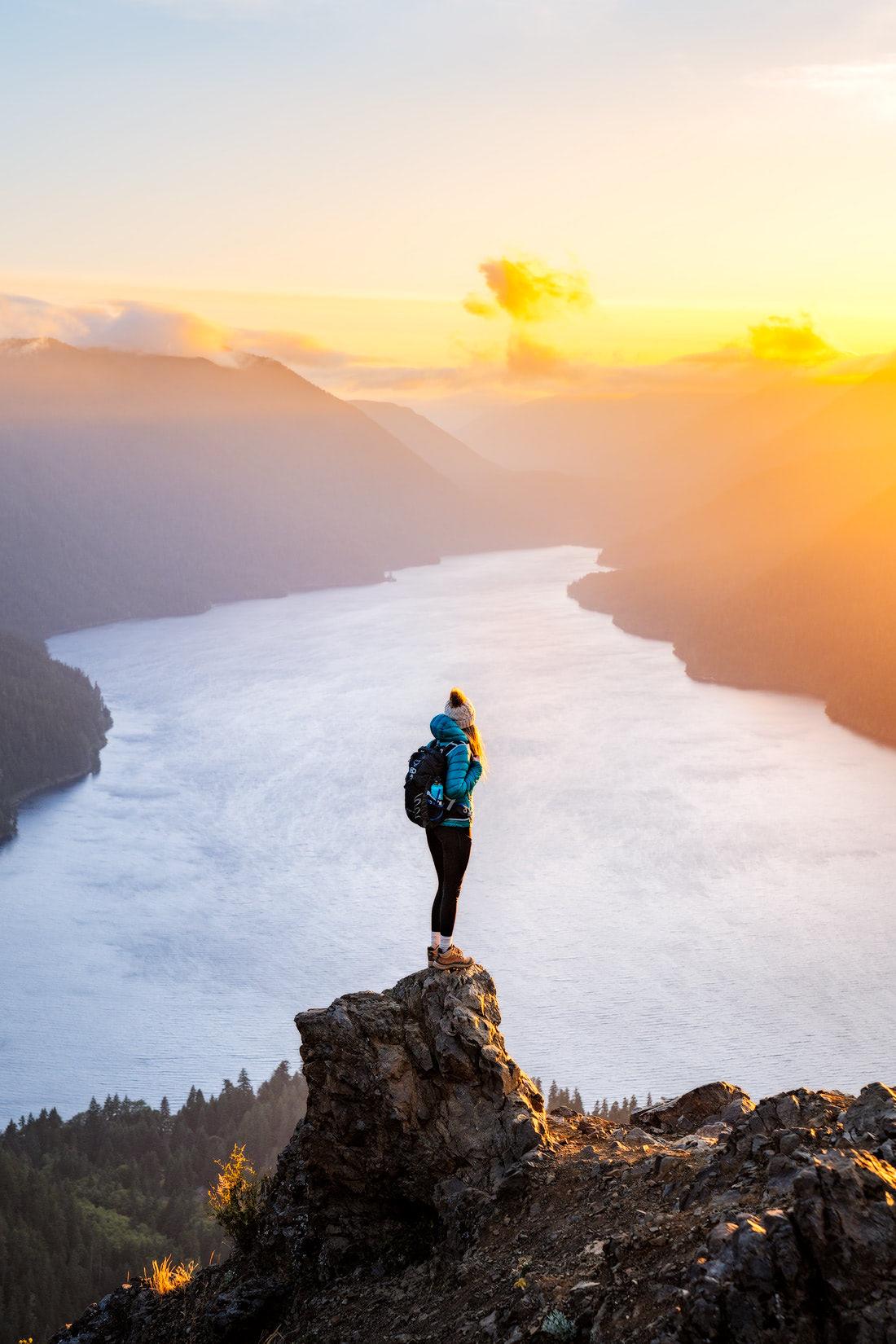 9 Spring Travel Destinations to Inspire Your Next Trip - Olympic Peninsula Washington