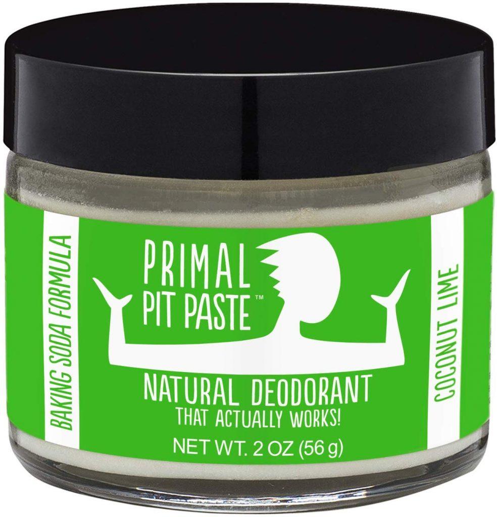Eco Friendly Outdoor Hygiene - Paste Deodorant