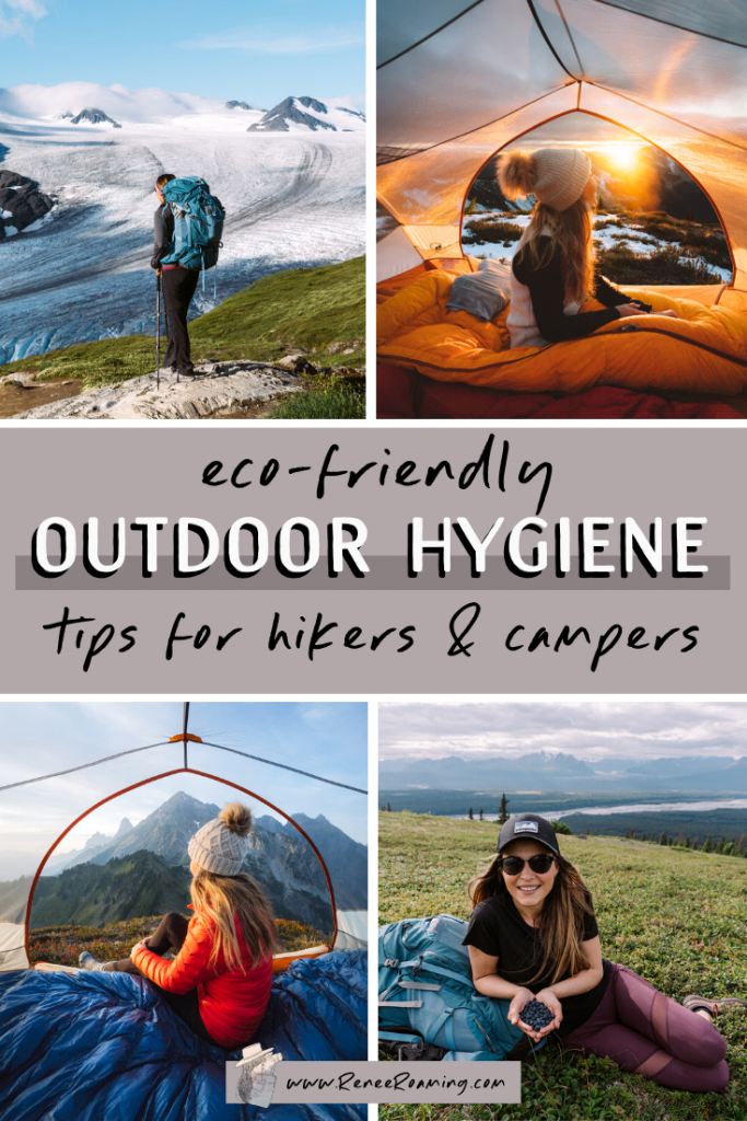 Eco-Friendly Outdoor Hygiene Tips for Hiking and Camping