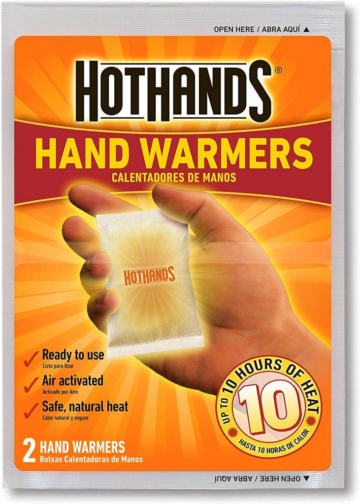 Gear Guide - Hand Wamers