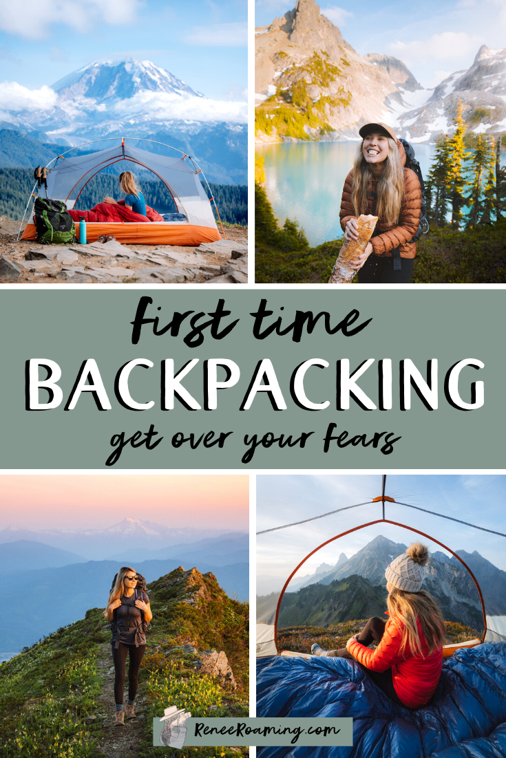 I'm guessing that you've come across this blog post because you're thinking of taking your first backpacking trip? It's totally normal to have some fears or be confused about where to start!Scared about wildlife and getting lost? I've got you covered. We will chat about that. Confused about what gear to pack? Don't worry, I will walk you through it all! In this guide I will share everything you need to know about backcountry camping! #backpacking #camping #backcountrycamping