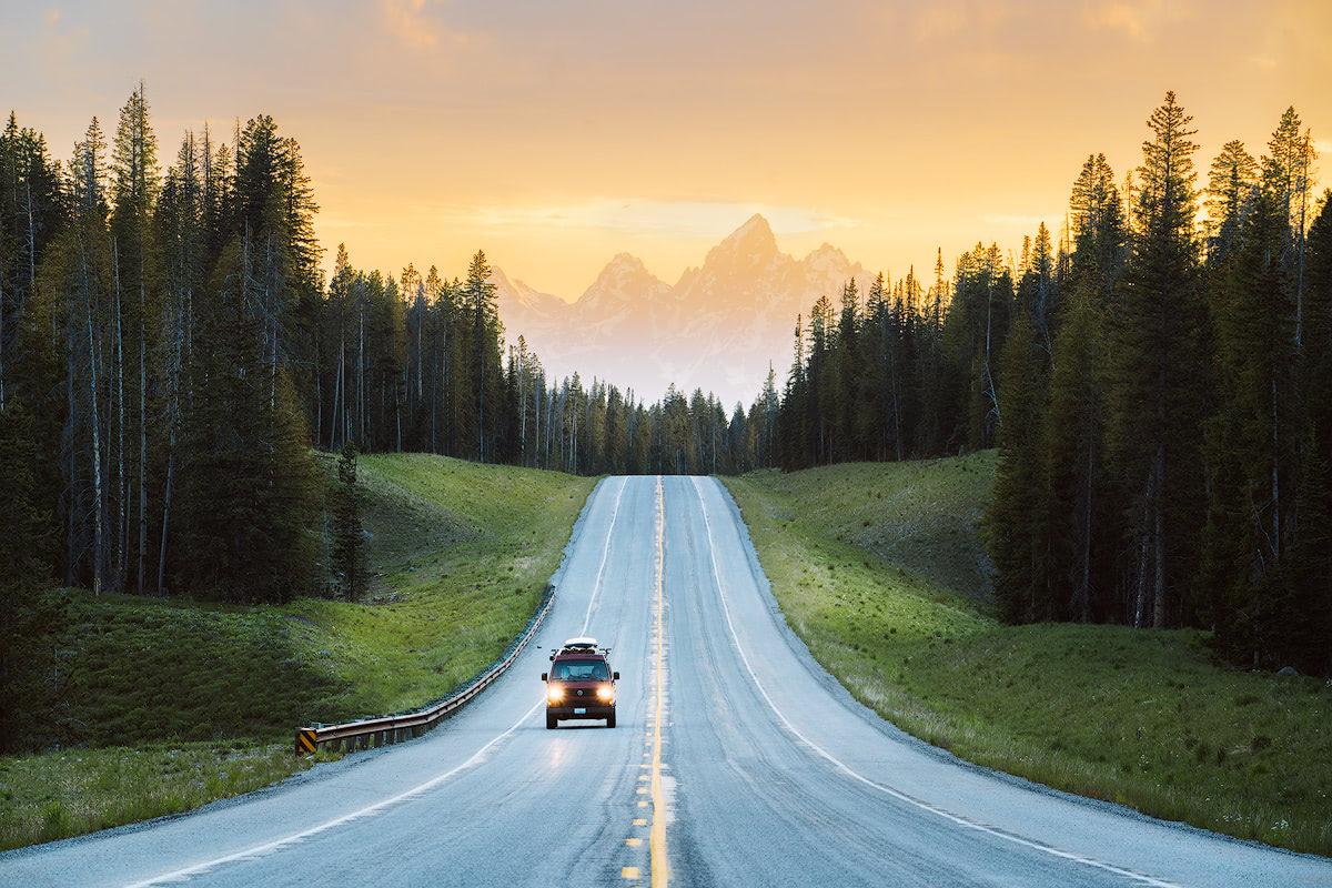 The Ultimate Guide to Exploring Grand Teton National Park - Teton Range