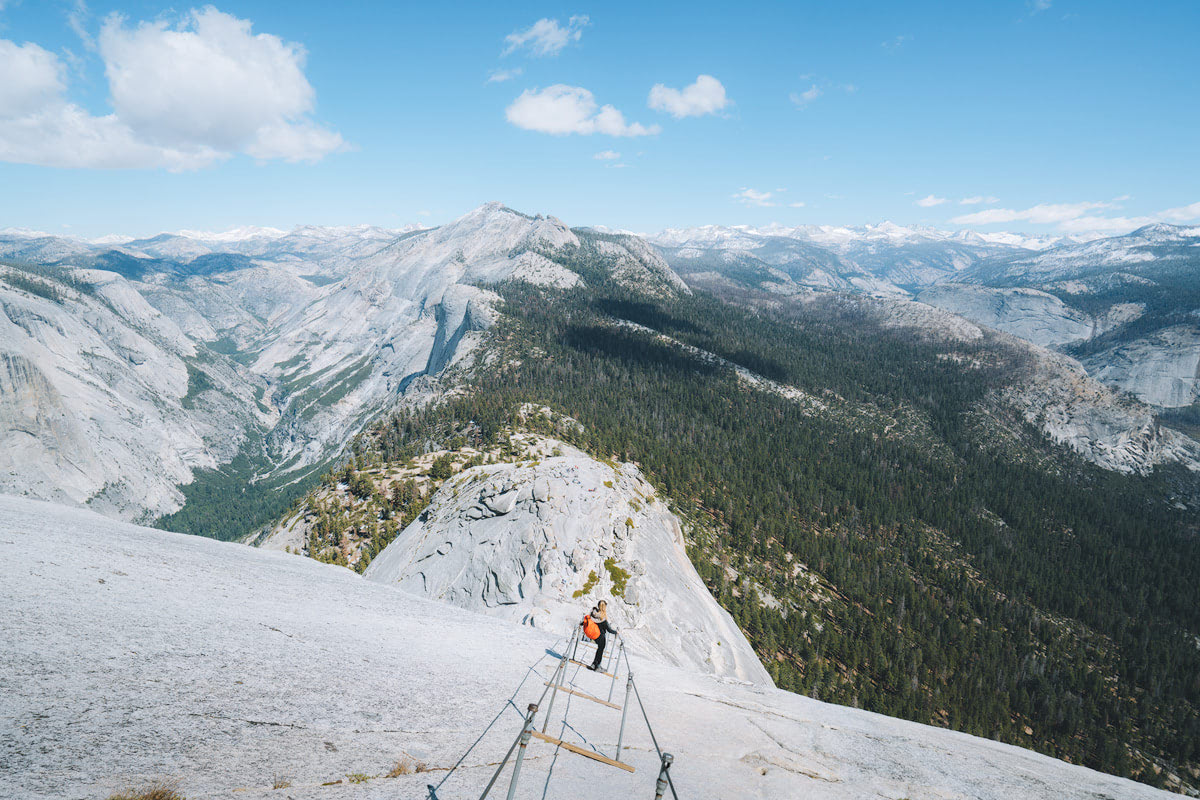 The Ultimate Guide to Exploring Yosemite National Park - Half Dome Hike