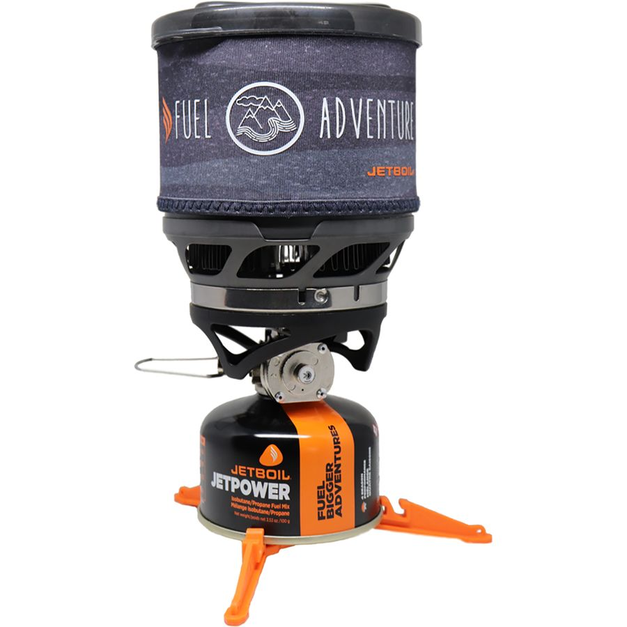 How To Plan The Perfect National Parks Trip - What To Pack - Jetboil Stove