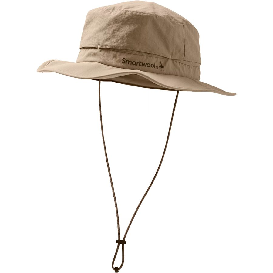 How To Plan The Perfect National Parks Trip - What To Pack - Smartwool Sun Hat