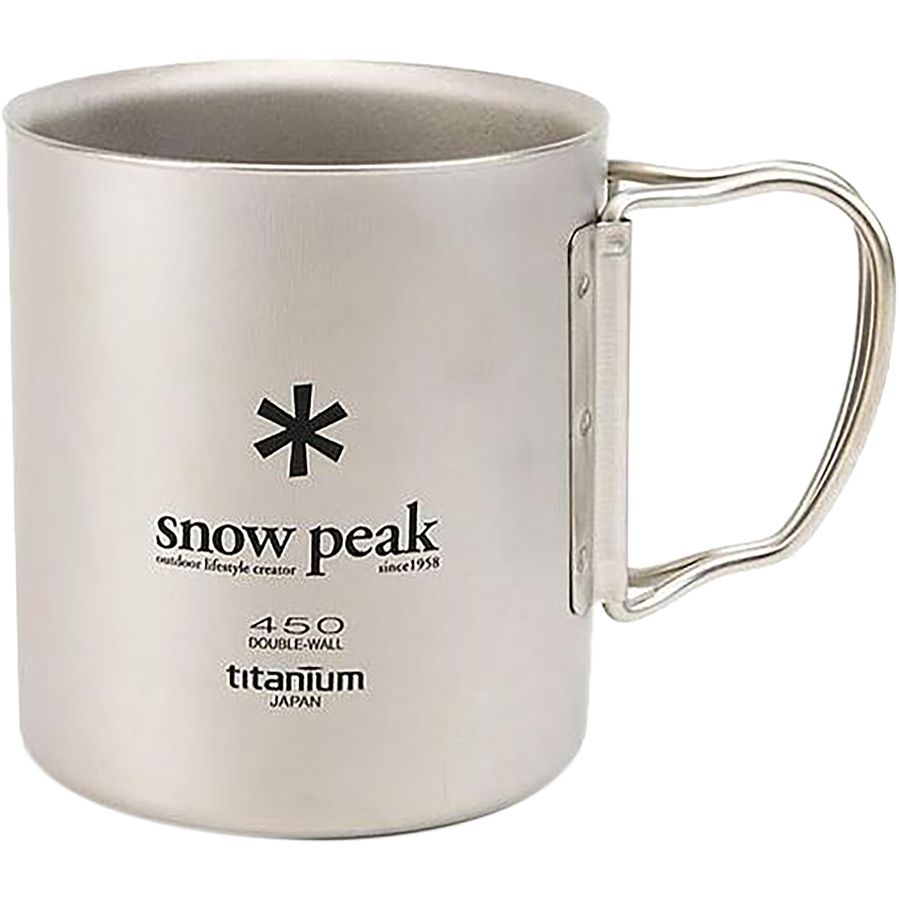 How To Plan The Perfect National Parks Trip - What To Pack - Snow Peak Mug