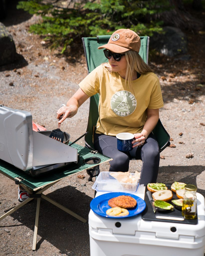 how to plan the perfect national parks trip - car camping essentials