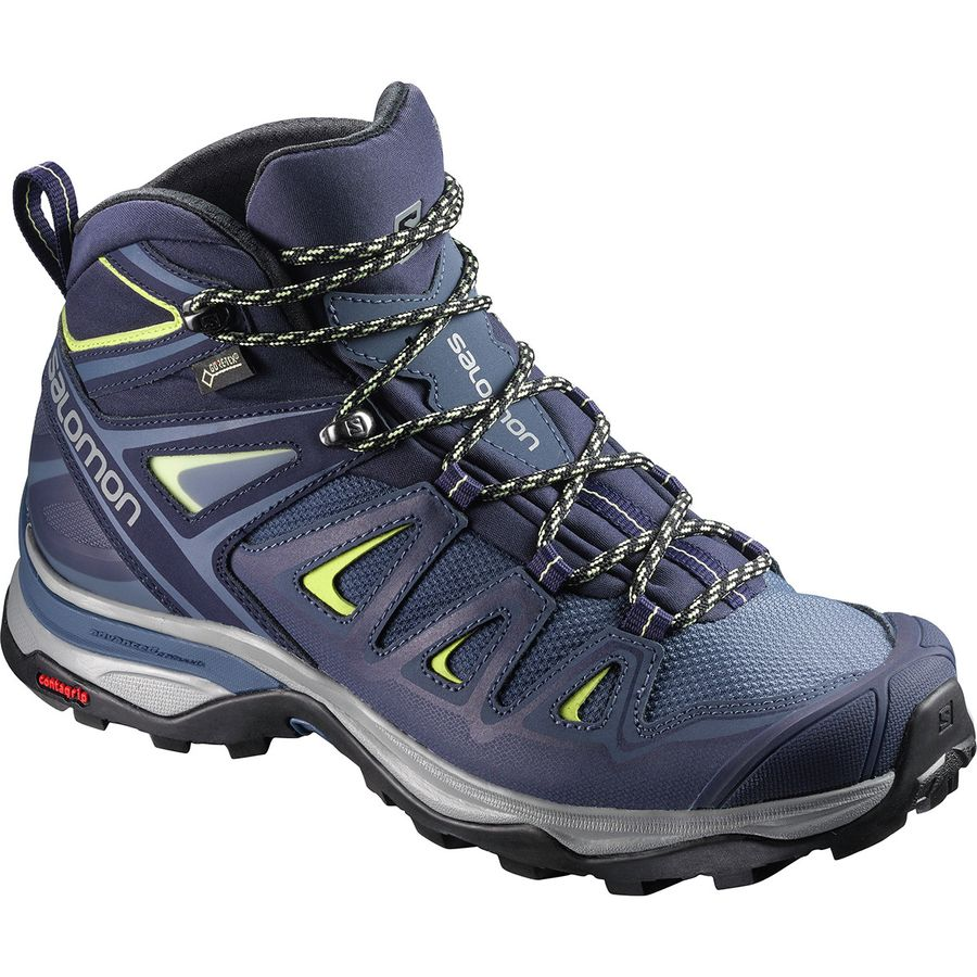 Best Hiking Boots for Women 2020 - Salomon X Ultra Mid GTX Hiking Boot Renee Roaming