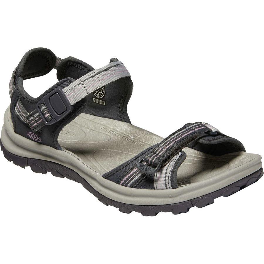 Best Hiking Sandals and Water Shoes for Women 2020 - KEEN Terradora II Open Toe Sandal - Renee Roaming