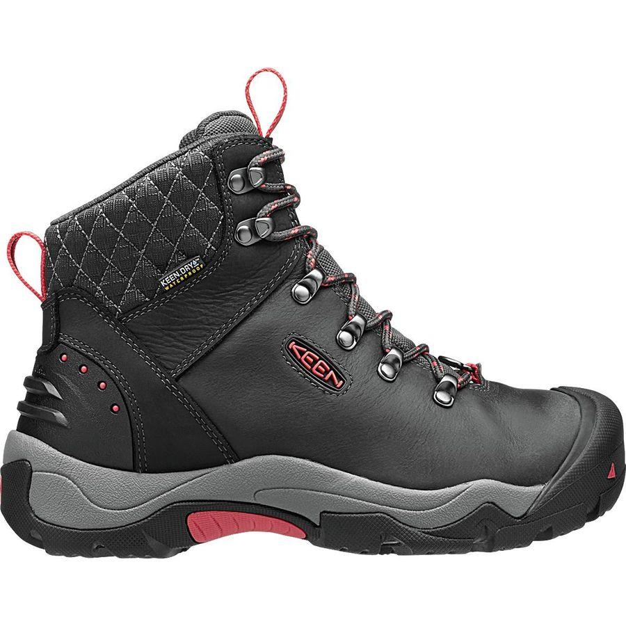 Best Winter Hiking Boots for Women 2020 - KEEN Revel III Hiking Boot Renee Roaming