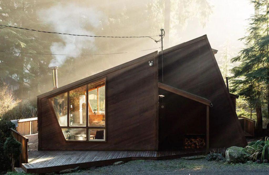 Cozy Cabins to Rent in Washington State - Canyon Creek Cabin - Renee Roaming