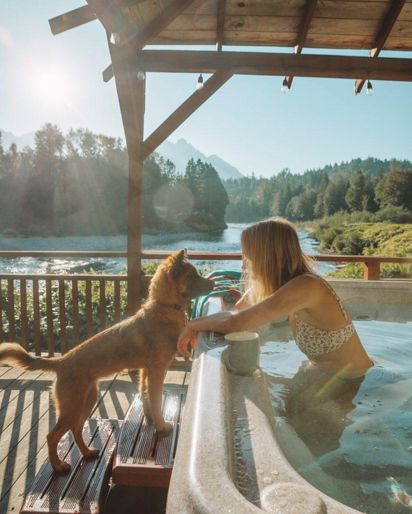 Cozy Cabins to Rent in Washington State - Skykomish Vida in Index - Renee Roaming