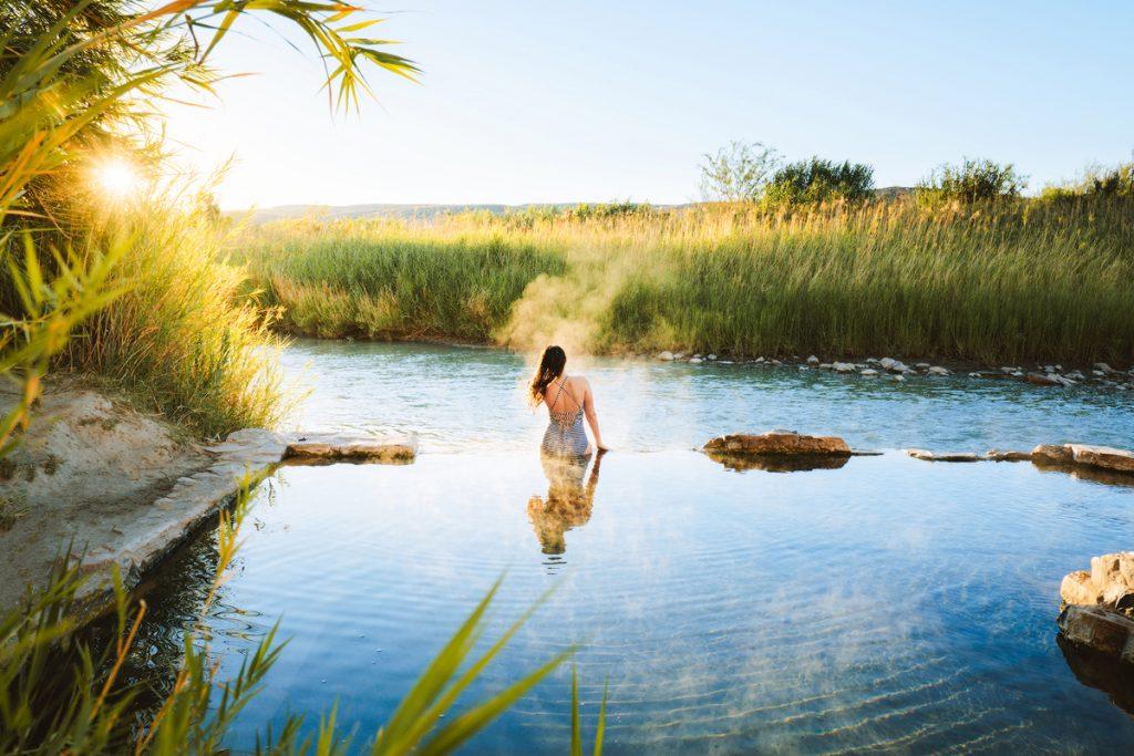 Boquillas Hot Springs