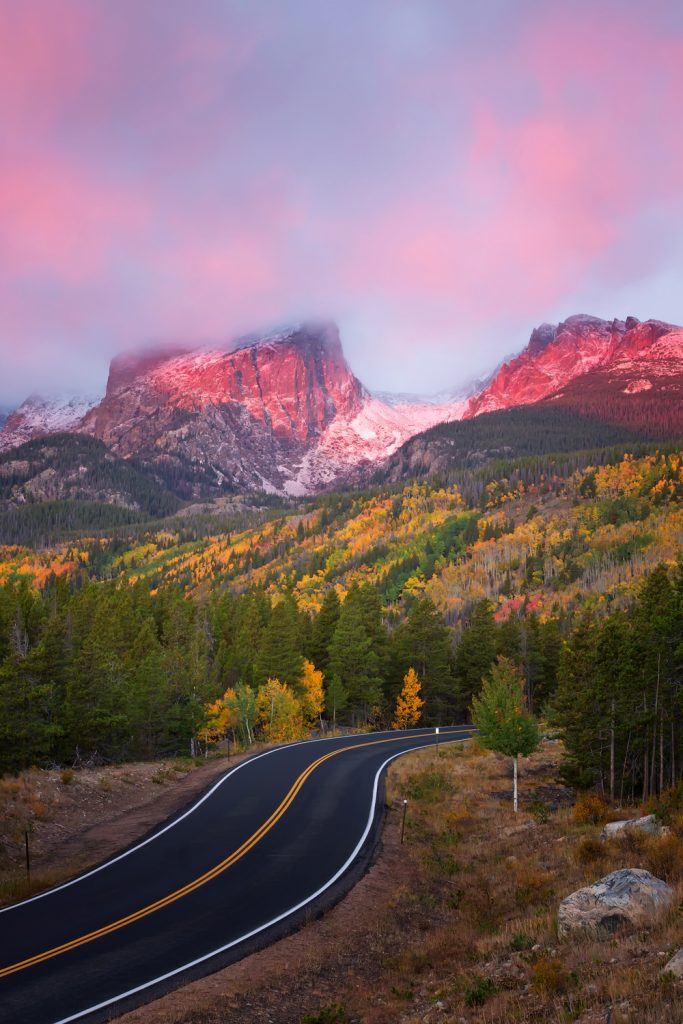 12 Best National Parks To Visit In The Fall - Rocky Mountain National Park Scenic Drive