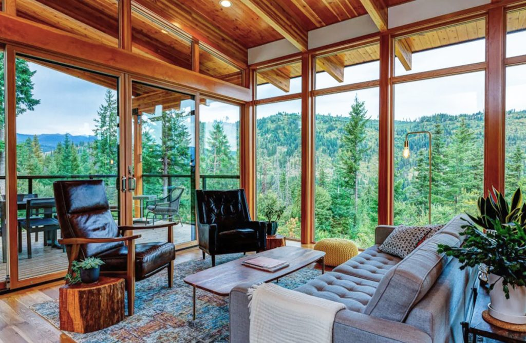 Cozy Cabins to Rent in Washington State - Camp Howard - Renee Roaming