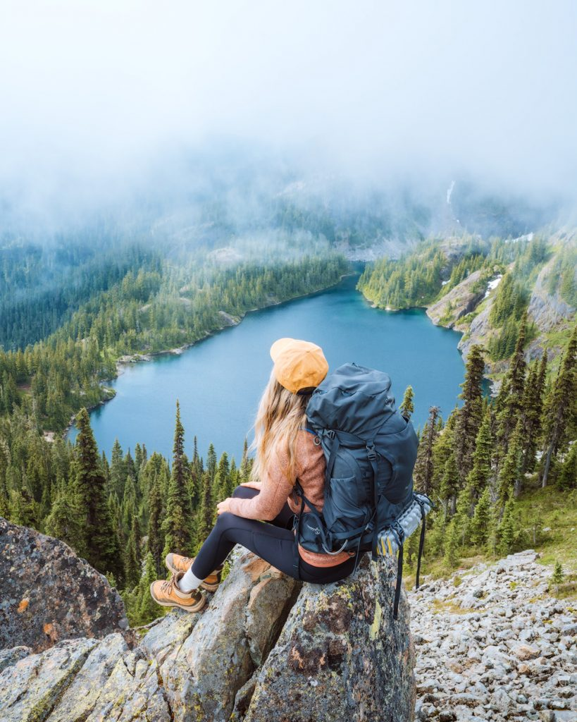 First Time Solo Backpacking as a Woman - Backpacking Tips for Women - Hiking Alone - Renee Roaming 3