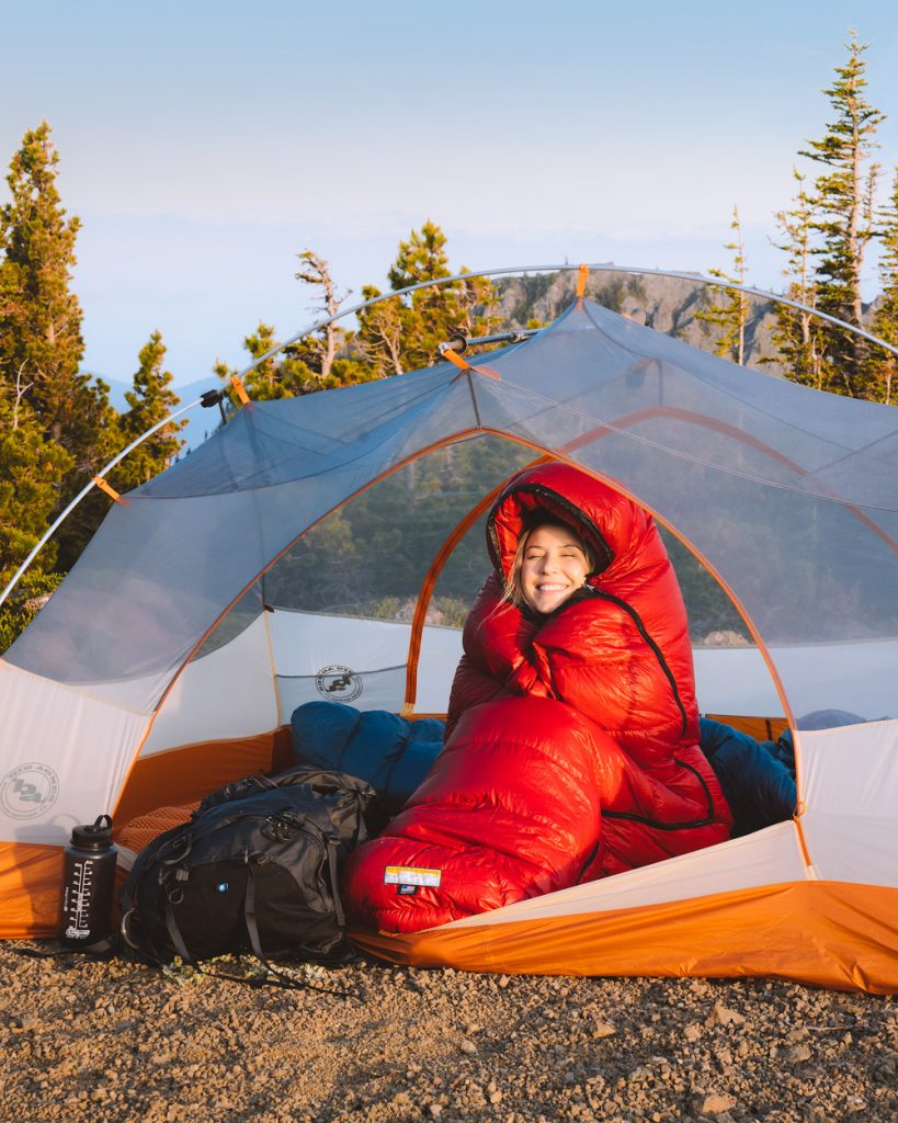 First Time Solo Backpacking as a Woman - Backpacking Tips for Women - Hiking Alone - Renee Roaming 5