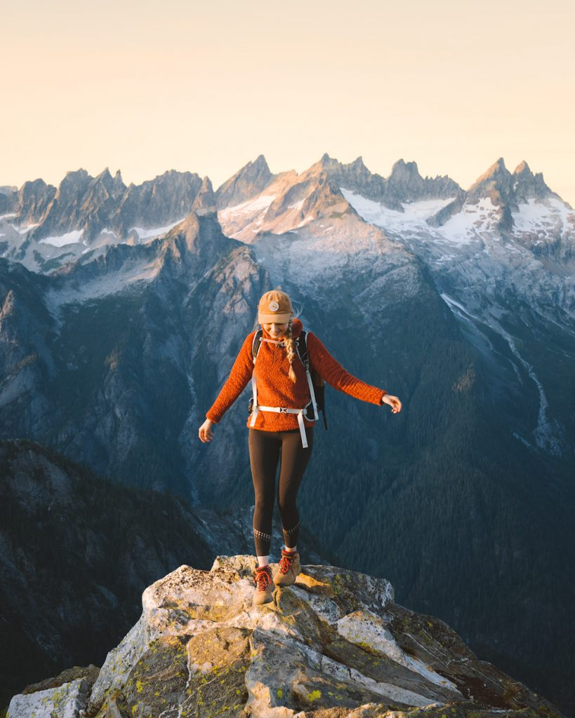 First Time Solo Backpacking as a Woman - Backpacking Tips for Women - Hiking Alone - Renee Roaming 6