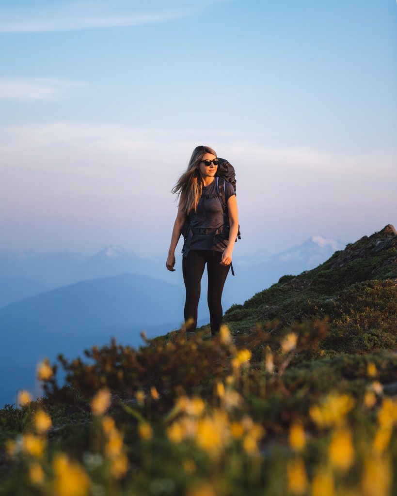 First Time Solo Backpacking as a Woman - Backpacking Tips for Women - Hiking Alone - Renee Roaming 8
