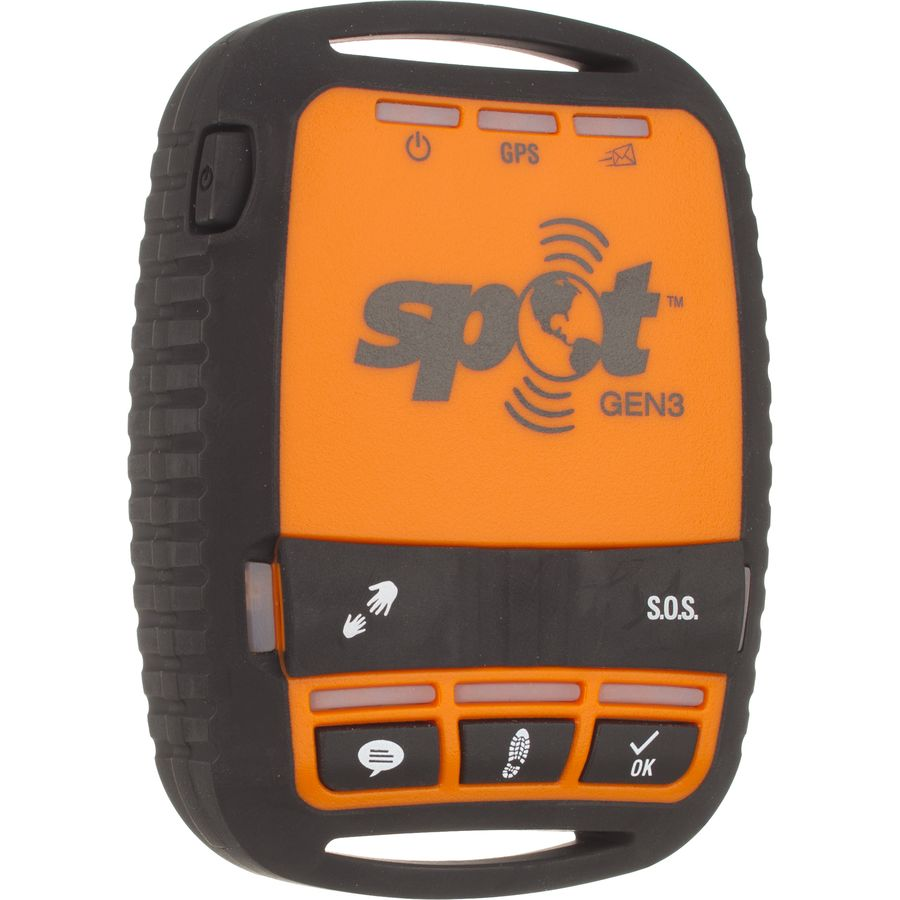 Solo Backpacking Safety for Women - Spot Gen 3 Emergency Device