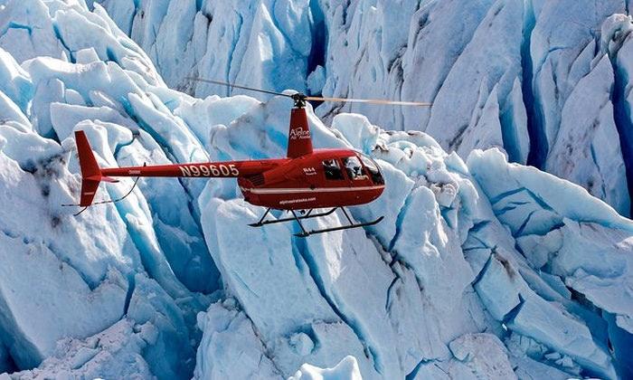 Seward scenic flight