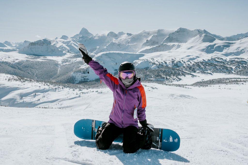 Banff Snowboarding