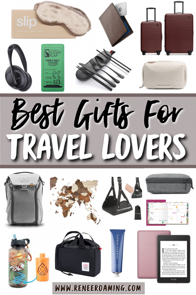 22 Best Gifts for Travel Lovers 2020