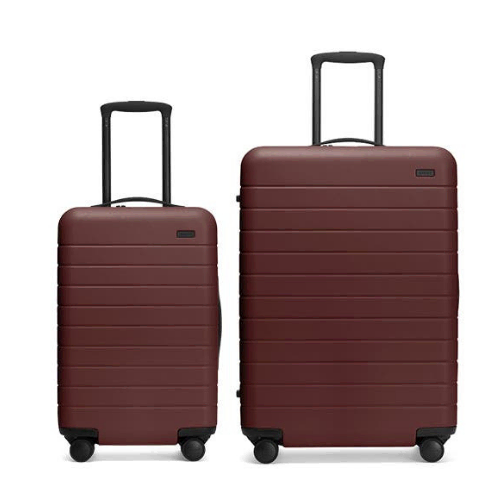 Best gifts for Travel Lovers 2020 - Luggage Set by Away