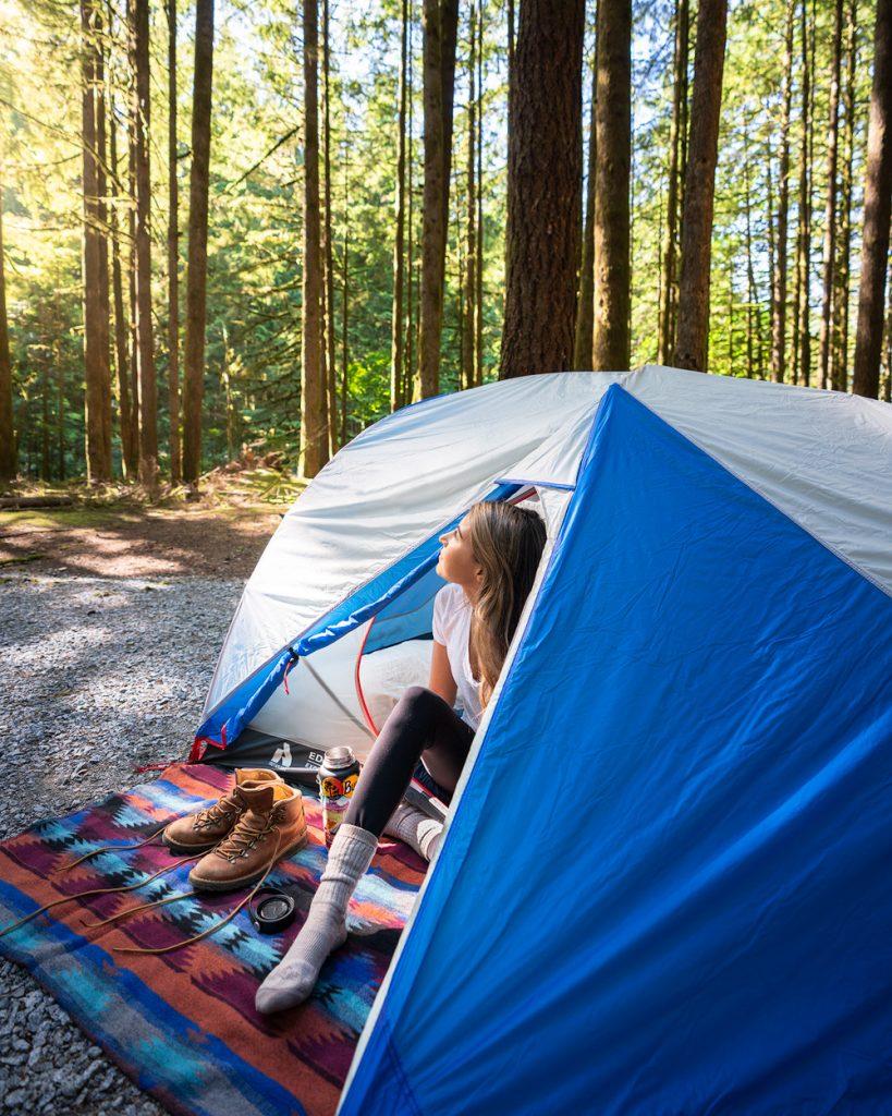 Car Camping Essentials List -Packing Checklist