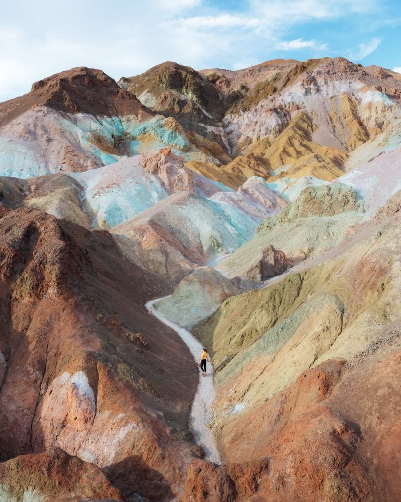 Best Things To Do in Death Valley National Park - Artist's Palette