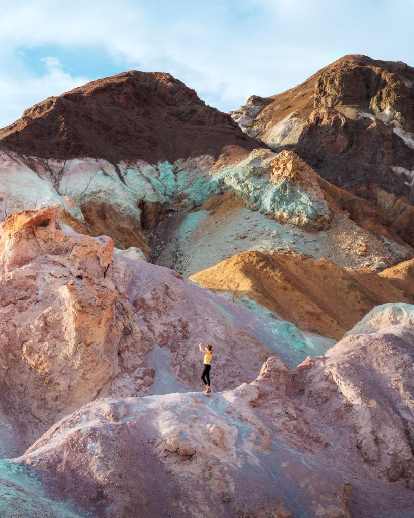 Best Things To Do in Death Valley National Park - Visiting Artist's Palette
