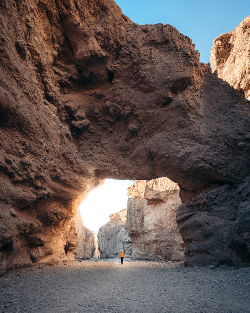 Best Things To Do in Death Valley National Park - Visiting Natural Bridge Canyon