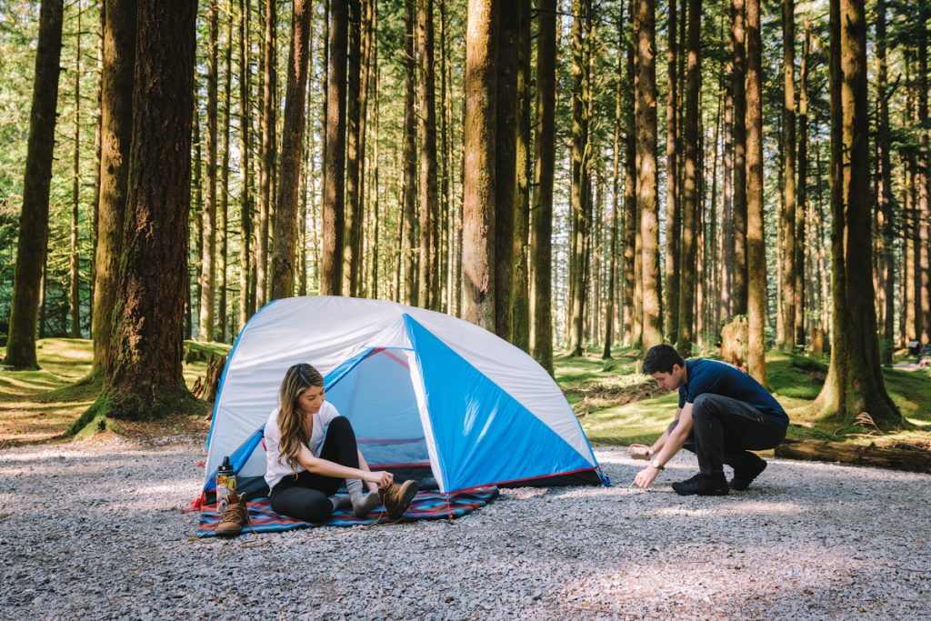 How To Take A Road Trip On A Budget - Camp For Free