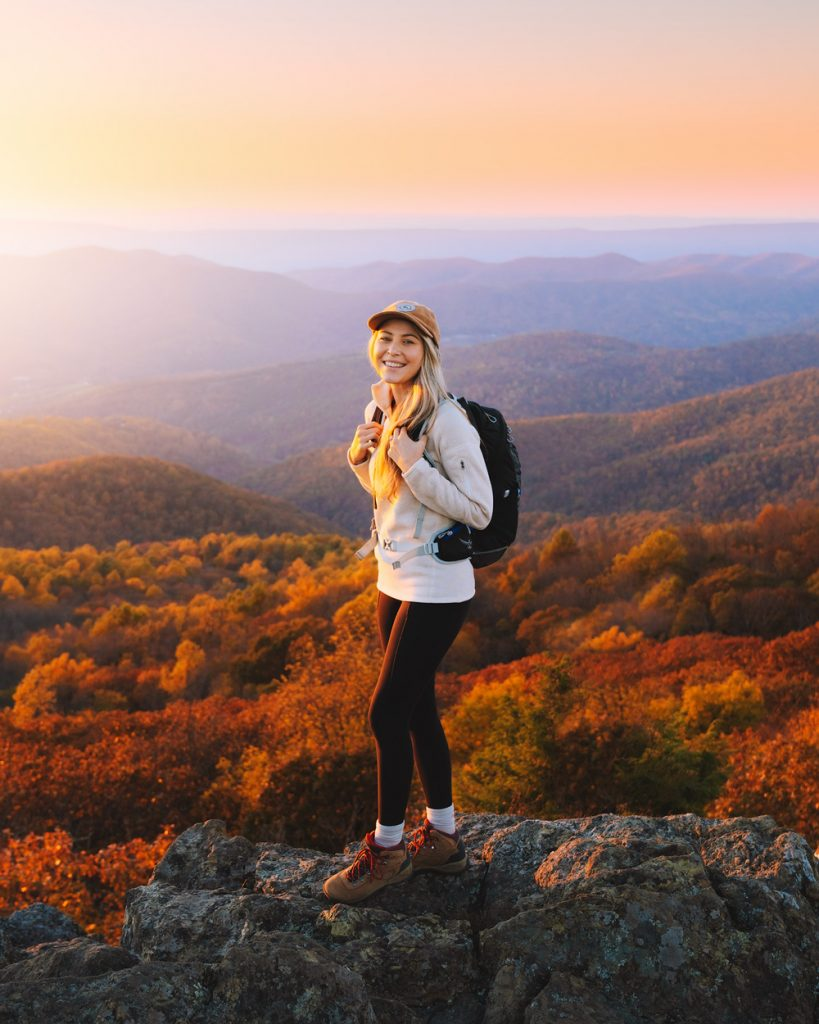 How To Take A Road Trip On A Budget - Choose budget friendly activities like hiking