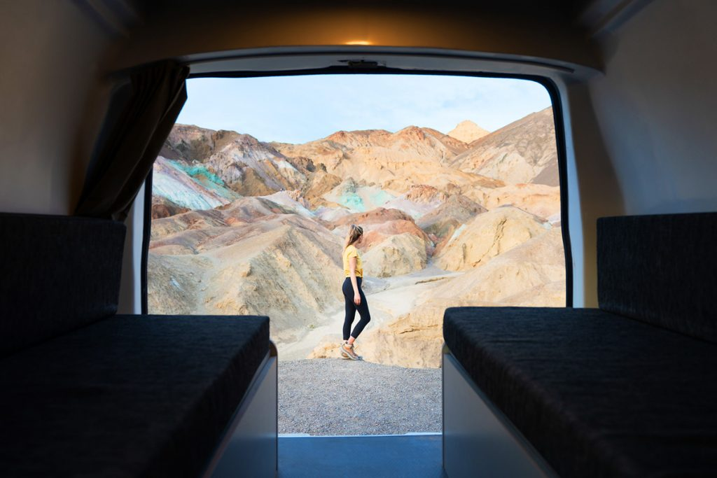 Ultimate Guide to Death Valley National Park - Aritst Palette