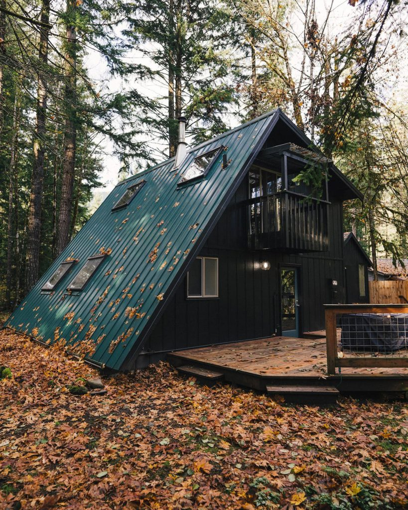 24 Dreamy Oregon Cabins You Can Rent - Niksen House