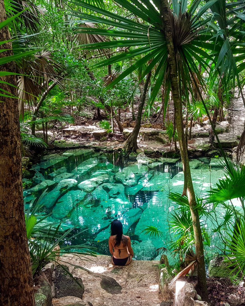 8 Best Cenotes Near Tulum Mexico - Cenote Azul