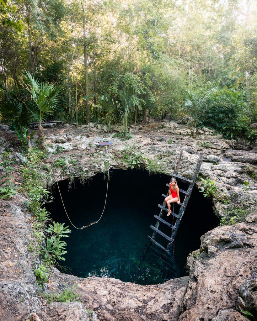 8 Best Cenotes Near Tulum Mexico - Cenote Calavera