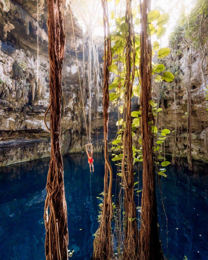 8 Best Cenotes Near Tulum Mexico - Cenote Oxman