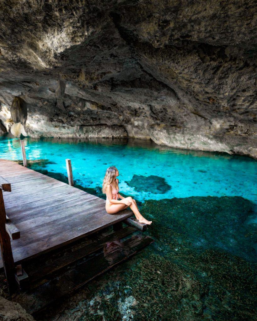 8 Best Cenotes Near Tulum Mexico - Dos Ojos Cenote