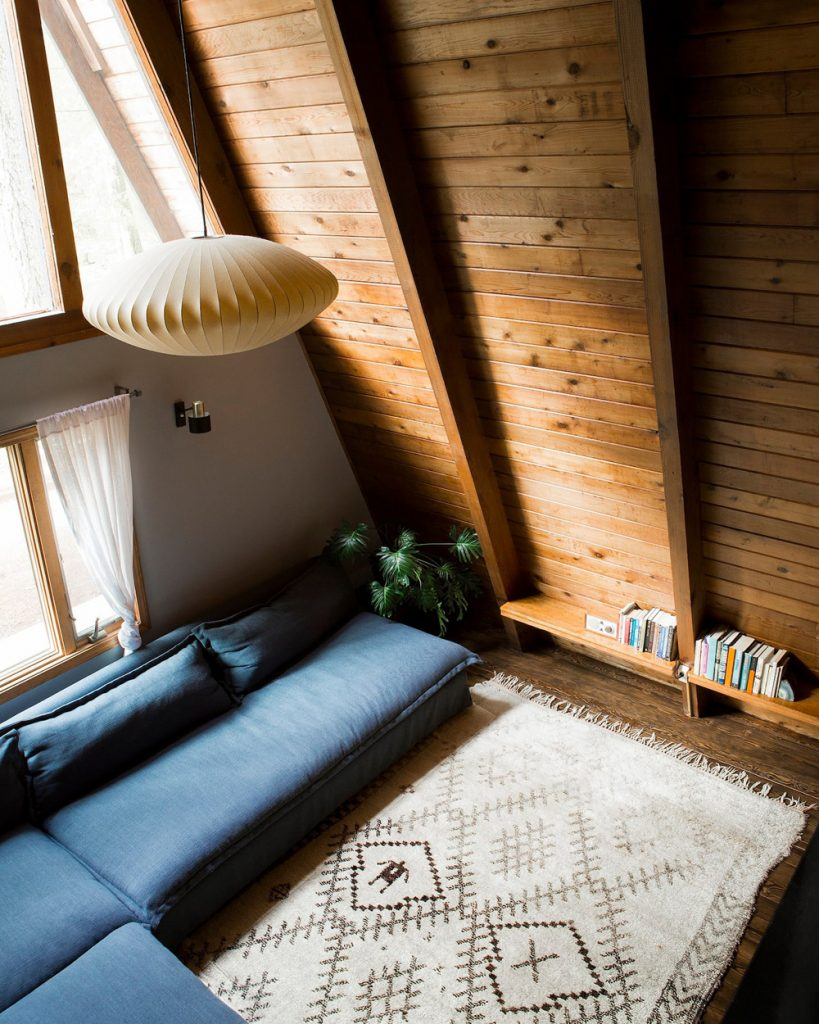 A Frame Oregon Cabin to Rent - Rancho Relaxo A-Frame Cabin