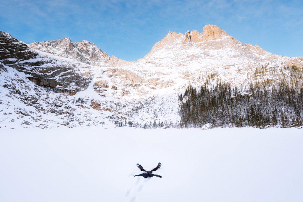 Beginner Snowshoeing Tips - Renee Roaming