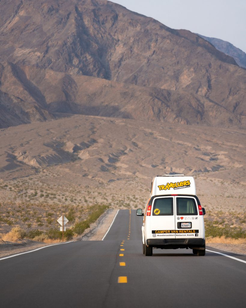 Best National Parks to Visit in Spring - Death Valley National Park - Getting To Death Valley