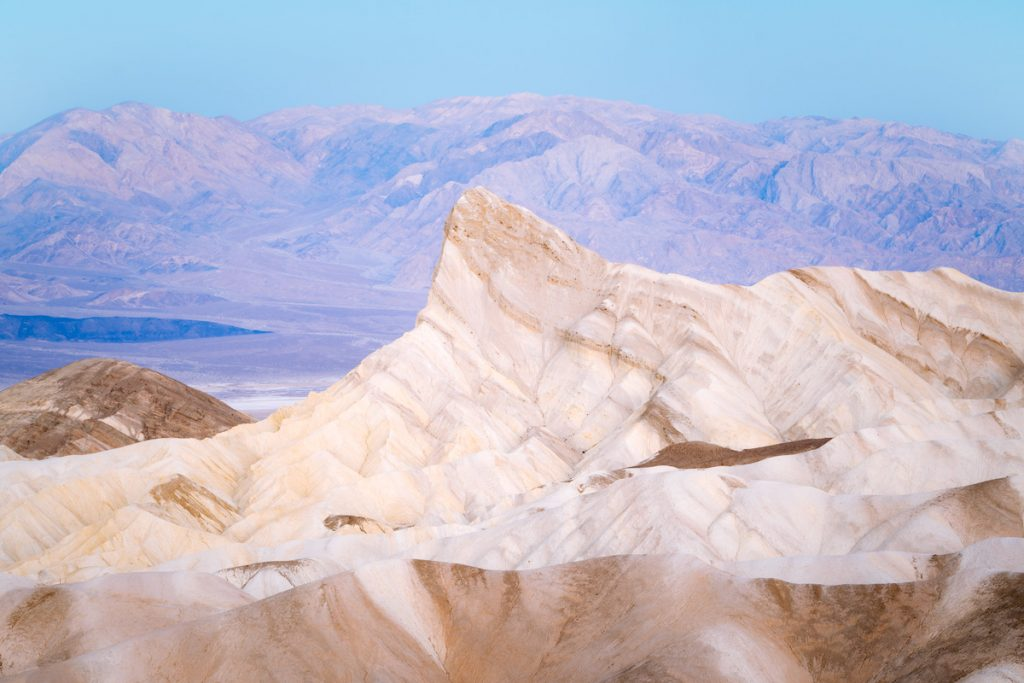Best National Parks to Visit in Spring - Death Valley National Park - Zabriskie Point