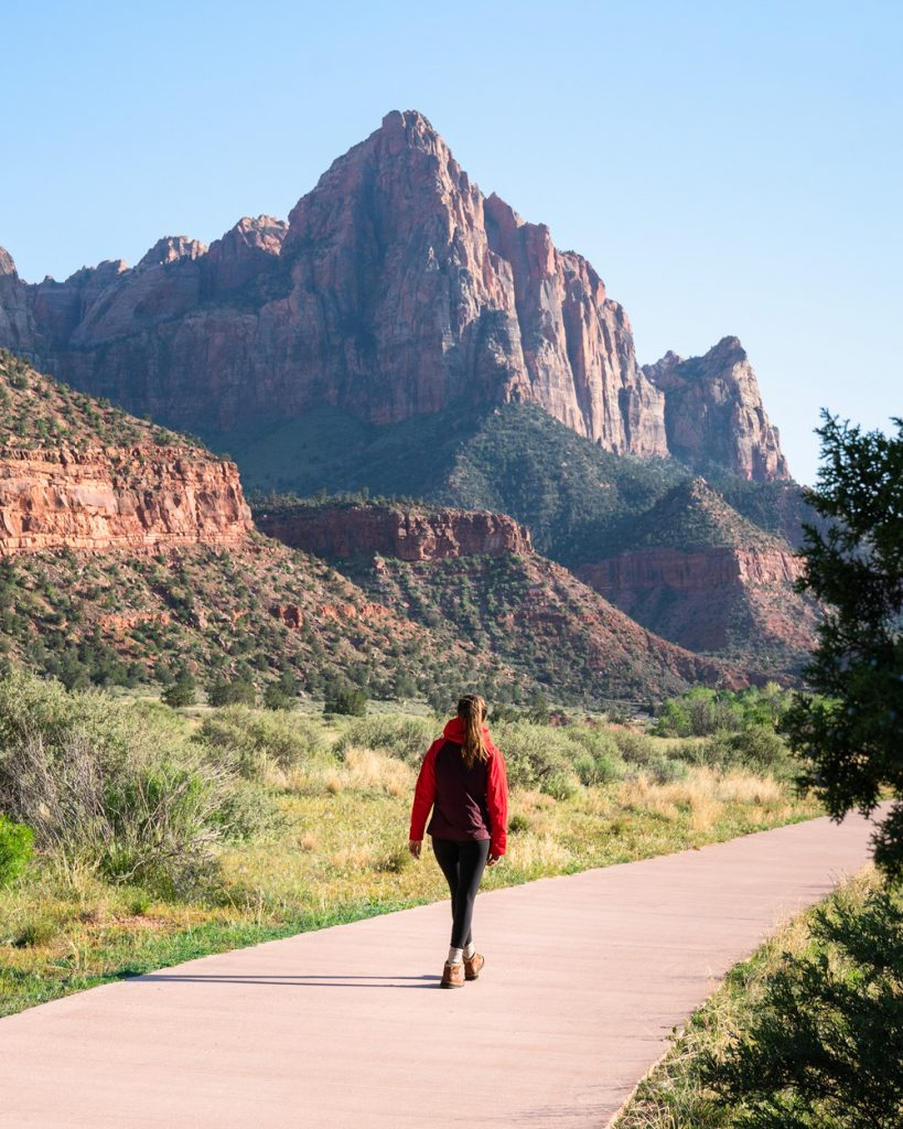 Best National Parks to Visit in Spring - Zion National Park Spring Travel Guide